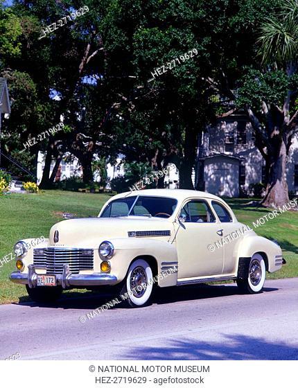 1941 Cadillac Series 62. Creator: Unknown