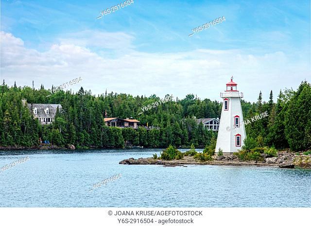 Tobermory, Bruce Peninsula, Ontario, Canada