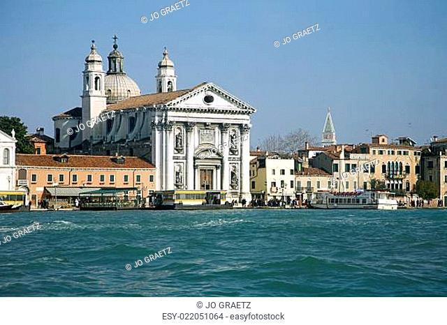 Santa Maria del Rosario, Venedig