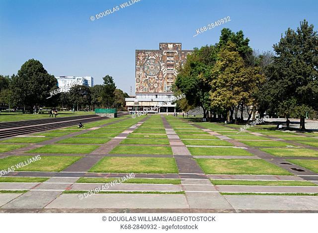 University, UNAM, Mexico City, Mexico