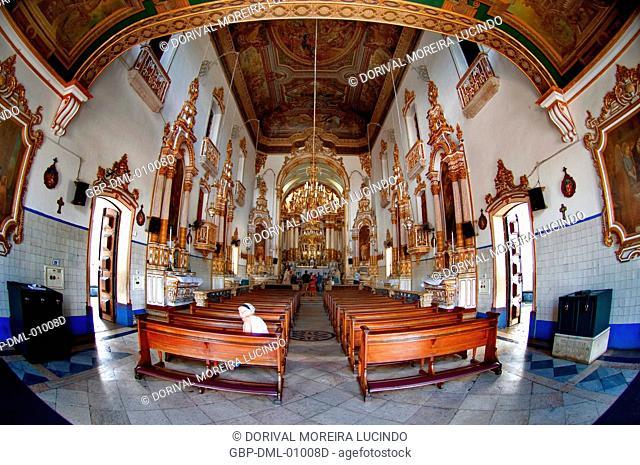 Nosso Senhor do Bonfim Church, Salvador, Bahia, Brazil