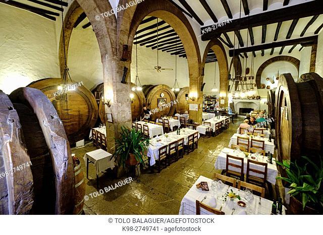 celler Can Ripoll, Inca, Majorca, Balearic Islands, Spain