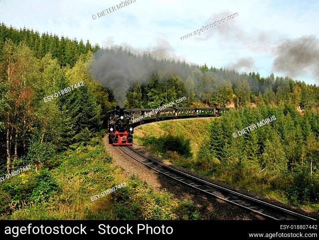 Sonderfahrt durch den Harz