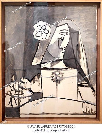 """Las Meninas (Infanta Margarita Maria)"", 1957, Pablo Picasso (1881-1973), Museu Picasso Museum, Barcelona, Catalonia, Spain"
