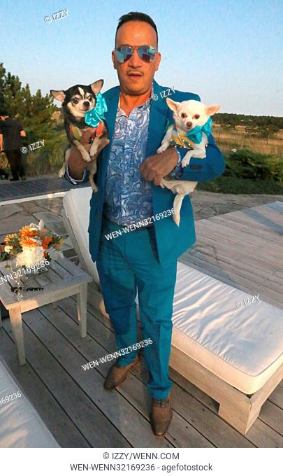 John Bradham and Jean Shafiroff host cocktails for Best Friends Animal Society: Animal Rescue Featuring: Anthony Rubio Where: Amagansett, New York