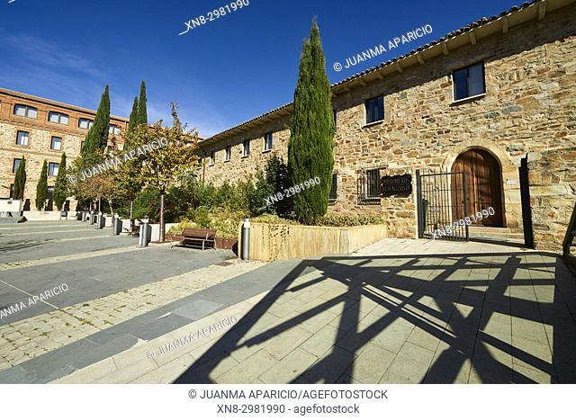 Padres Redontoristas Street, Astorga, Provice of Leon, Castilla y Leon, Spain, Europe