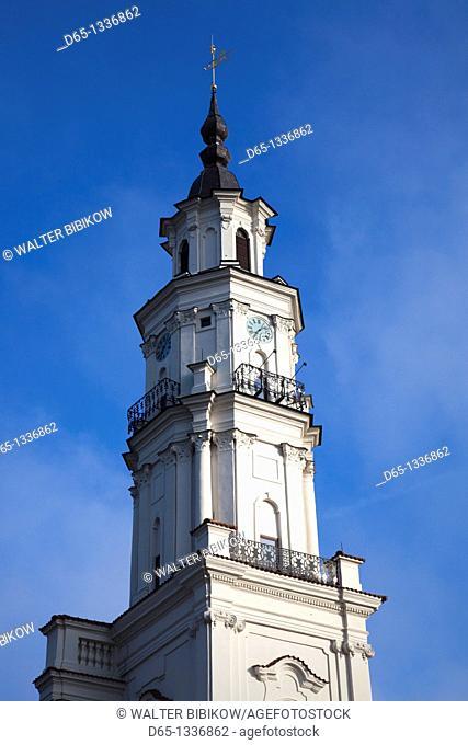 Lithuania, Central Lithuania, Kaunas, Town Hall Square, Palace of Weddings