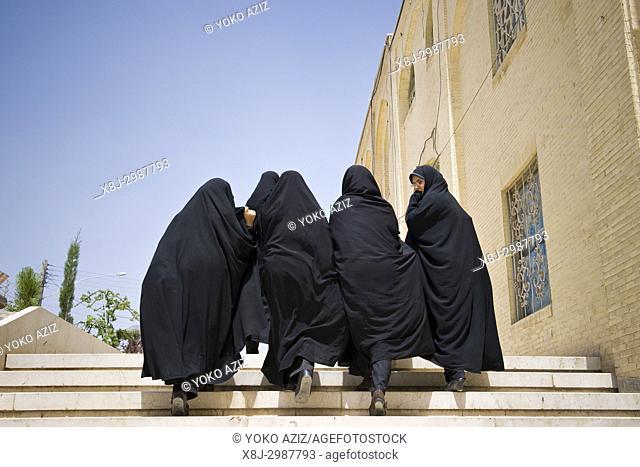 Iran, Kerman, friday mosque