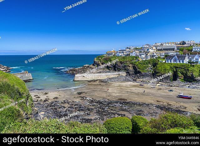 Port Isaac, Cornwall, England, United KIngdom, Europe