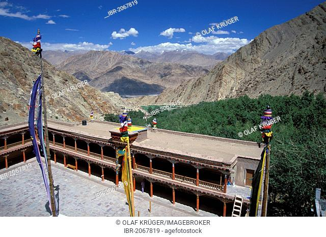 Hemis Monastery, Ladakh, Indian Himalayas, Jammu and Kashmir, northern India, India, Asia
