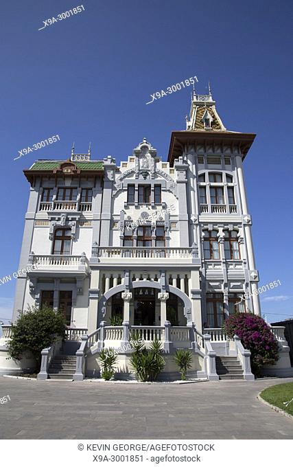Villa Rosario Hotel; Ribadesella; Austurias; Spain
