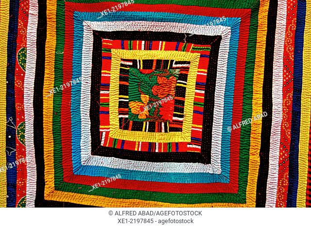 Tapestry textile, handicrafts