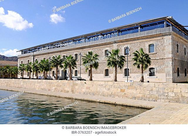 Polytechnic University, Museo Naval, Marine Museum, Cartagena, Murcia Region, Spain