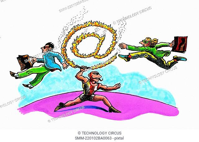 Technology circus