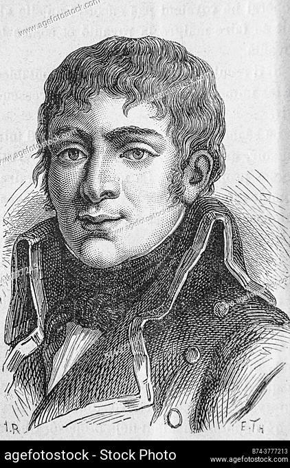 mounier, 1672-1792, history of france by henri martin, editor furne 1850