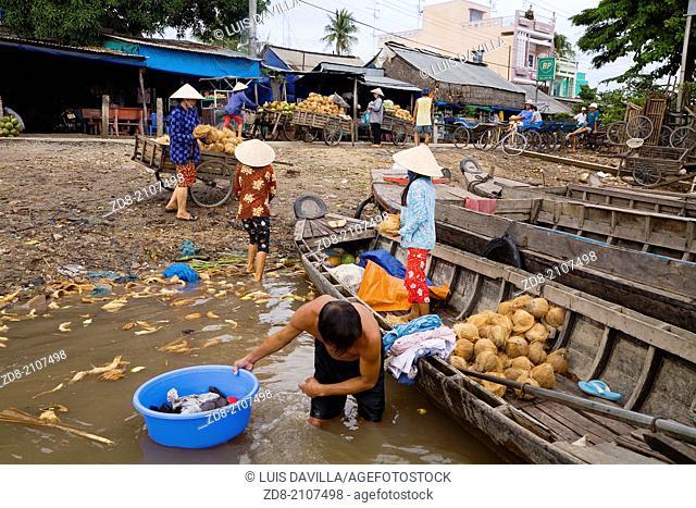 chau giang.vietnam