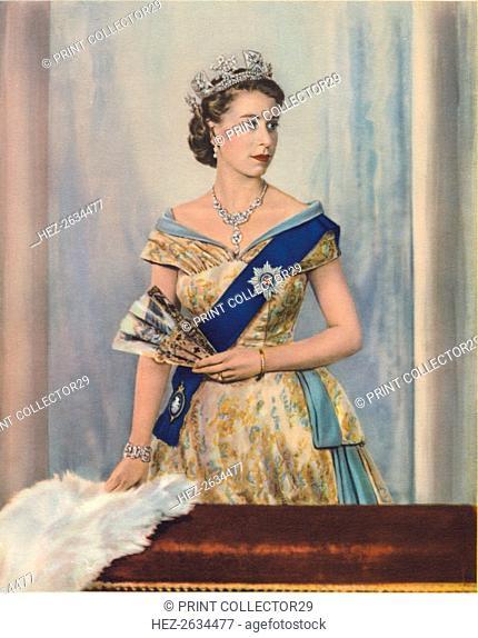 'Her Majesty Queen Elizabeth II', c1953