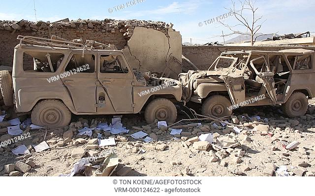 suicide attack in Maidan city, Wardak, Afghanistan