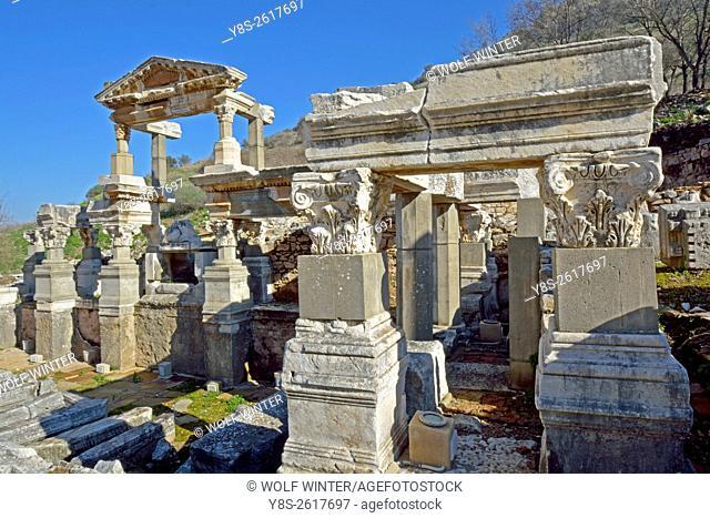 Ephesus. Selcuk. Turkey