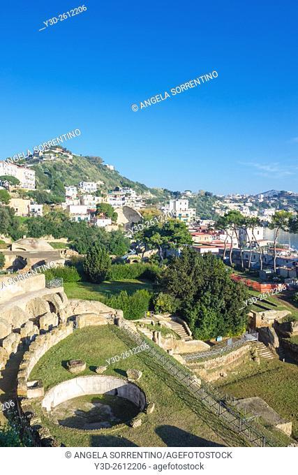 Archeological Ruins of Baia thermal baths
