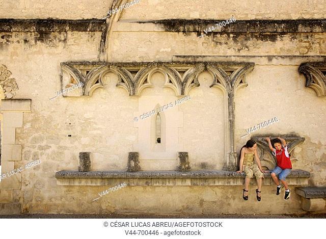 Abbey of the Ladies, Sainte. Poitou-Charentes, France