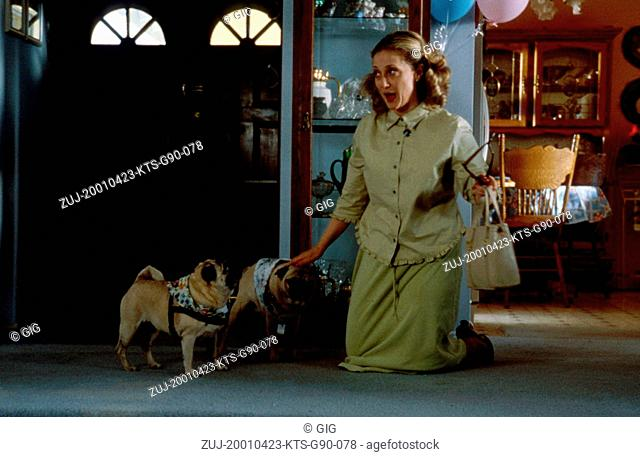 Apr 23, 2001; Hollywood, CA, USA; Image from Christine Lahti's comedy 'My First Mister' starring CAROL KANE as Mrs. Benson