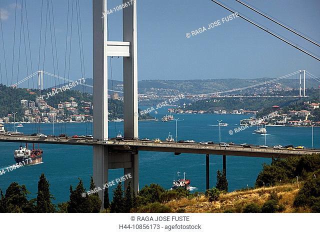 10856173, Turkey, June 2008, Istanbul city, Bospho