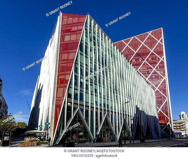 The Nova Building, Victoria, London, UK