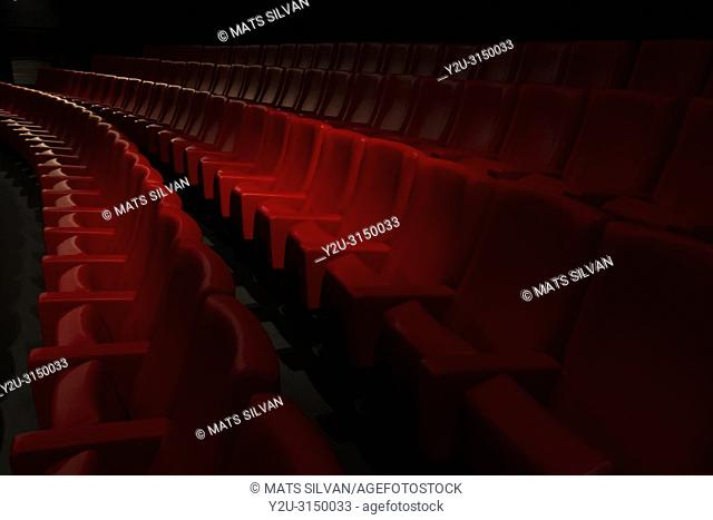 Movie Theater in Switzerland