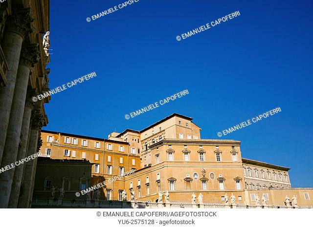 Papal apartments, Rome, Vatican, Italy