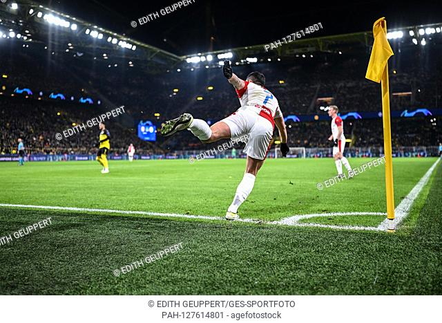 Nicolae Stanciu (Slavia Prague). GES / Football / UEFA Champions League: Borussia Dortmund - Slavia Prague, 10.12.2019 - Football / Soccer / UEFA Champions...
