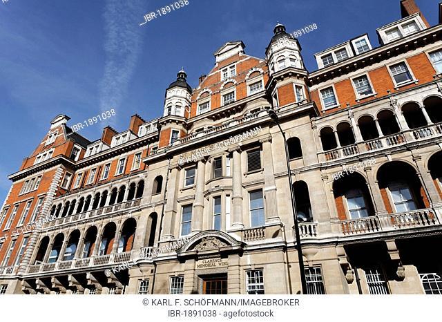 St. Mary's Hospital, Alexander Fleming Museum, Paddington, London, England, United Kingdom, Europe