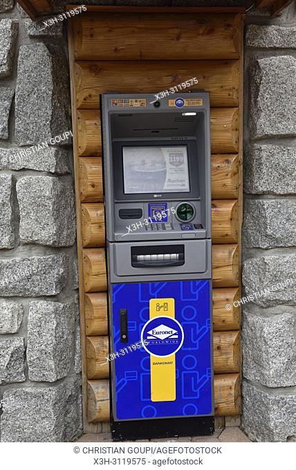 GAB, Zakopane, region Podhale, Massif des Tatras, Province Malopolska (Petite Pologne), Pologne, Europe Centrale/ ATM, Zakopane, Podhale region, Tatra Mountains