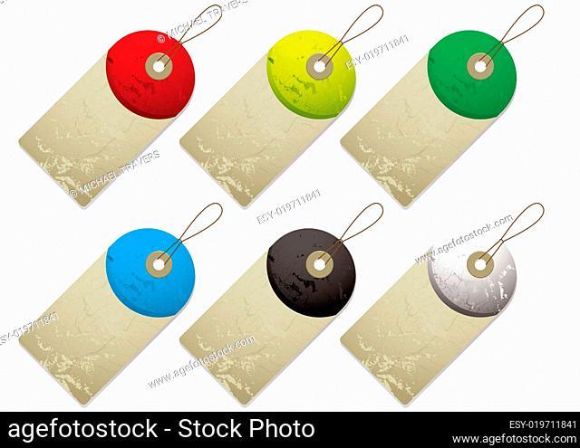 semi tags