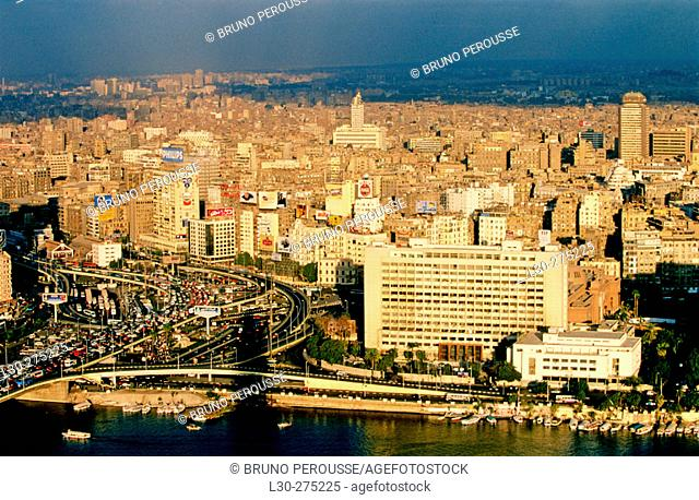 View of Cairo. Egypt