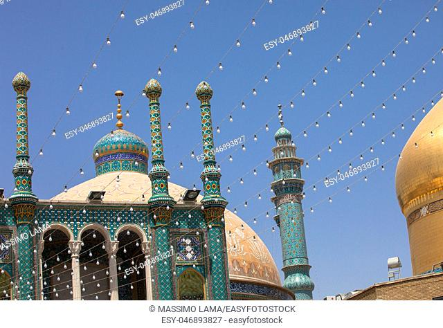Mosque in Qom,the sacred city, Iran