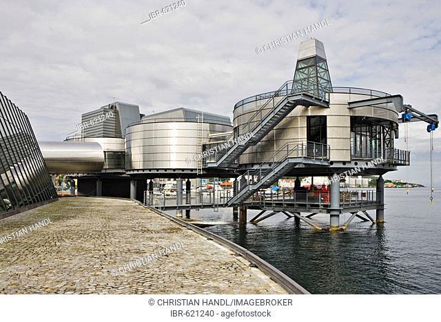 Petroleum Museum, Stavanger (European Capital of Culture 2008), Norway, Europe