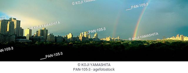 Rainbow, New York City, New York, USA