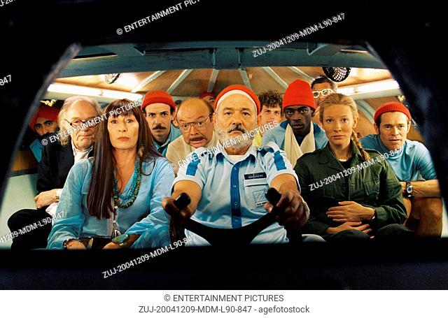 RELEASE DATE: December 25, 2004. MOVIE TITLE: The Life Aquatic with Steve Zissou. STUDIO: Touchstone Pictures. PLOT: When his partner is killed by the...