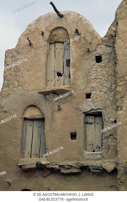 Ksar Ouled Sultane, near Tataouine, Tataouine Governorate, Tunisia