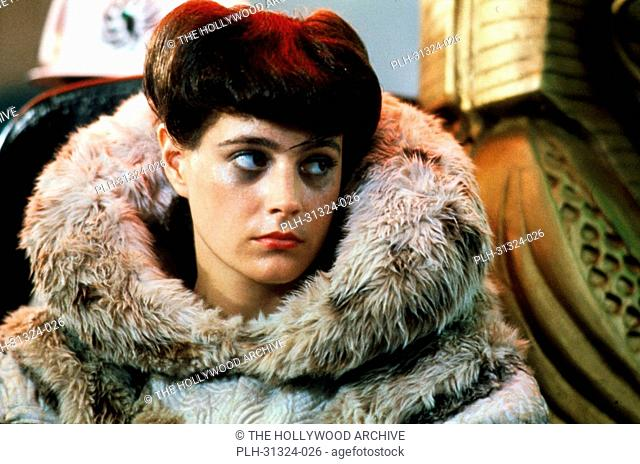 Sean Young, 'Blade Runner' 1982