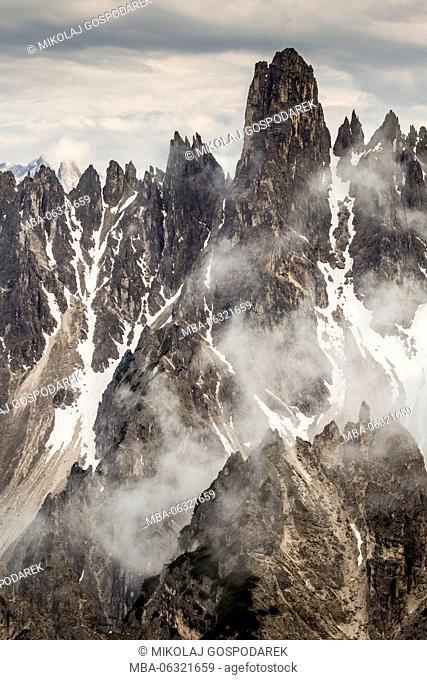 cadini,cadini di misurina,italy,alps,dolomites,mountain,peaks,South Tyrol,sexten dolomites,sexten,dolomiti di sesto,belluno,Trentino-Alto Adige