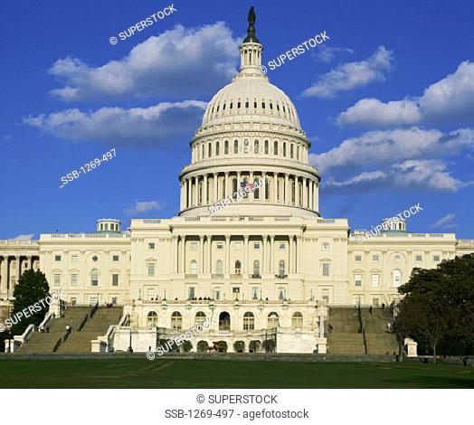 Capitol Building Washington, D. C. USA