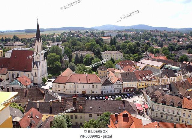 Austria, Lower Austria, Melk