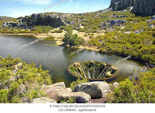 Covão do Conchos. Serra da Estrela. Portugal
