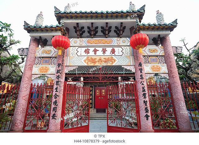 Vietnam, Hoi An, Assembly Hall of the Chaozhou Chinese Congregation