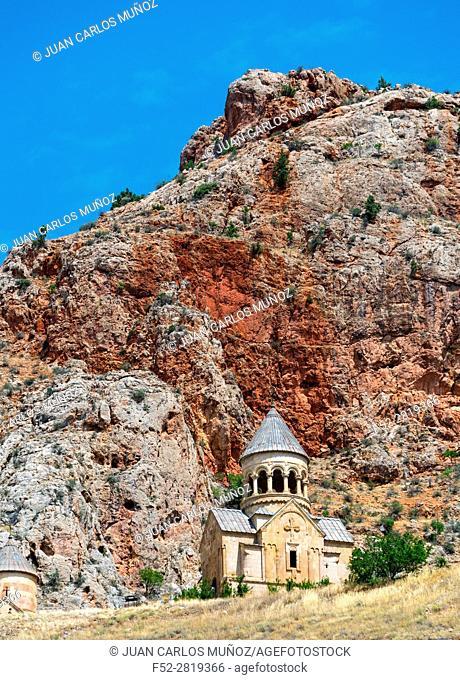 Noravank Monastery, Amaghu Valley, Vayots Dzor Province, Armenia, Middle East