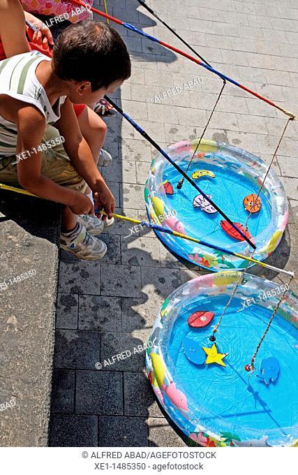 children's game, Cornella de Llobregat