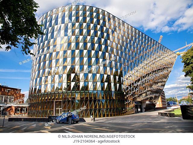 Karolinska Solna hospital  construction projects,   Stockholm Sweden