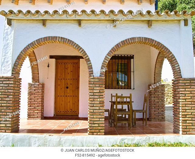 Country house, Barbate. Cadiz province, Andalucia, Spain